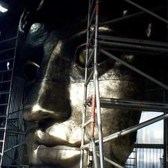 BAFTA FACE FOR STEEL MONKEY