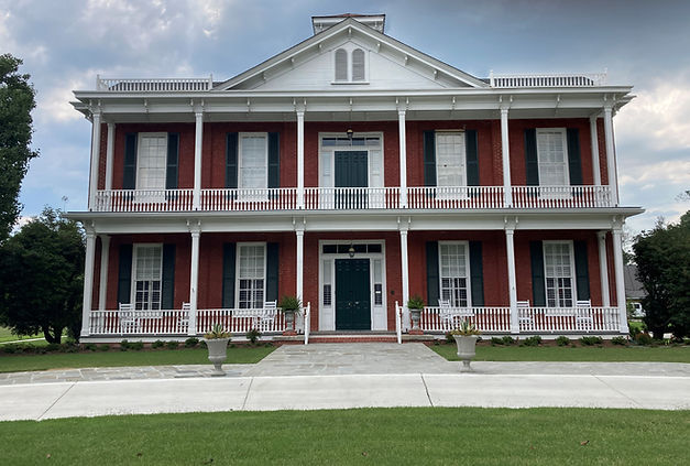 Front of the Marion County Museum