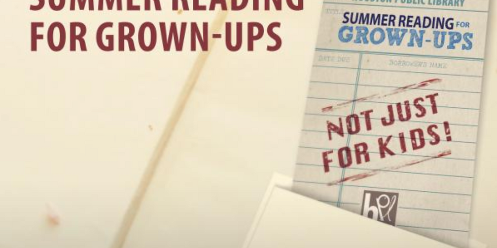 """""""Summer Reading for Grown Ups"""":  Latinx Debuts for Your Book Club"""