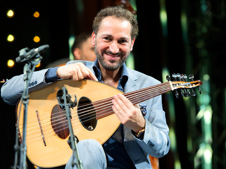 UNESCO Artist for Peace Naseer Shamma in concert to celebrate the International Day for Peace