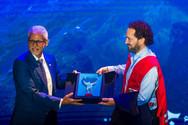سفيراً للنوايا الحسنة للاتحاد الدولي لجمعيات الصليب الأحمر والهلال الأحمر