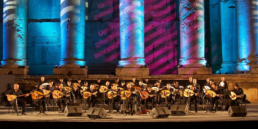 Naseer Shamma and the 2350BC Orchestra
