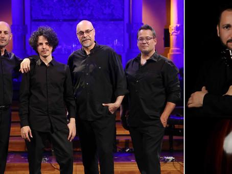 Naseer Shamma & Barcelona Guitar Trio perform Garcia Lorca