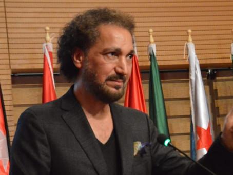 ALECSO Honours Musician Naseer Shamma