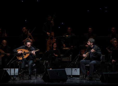 Naseer Shamma reveals the richness of the Arabic lute at the Gran Teatre del Liceu