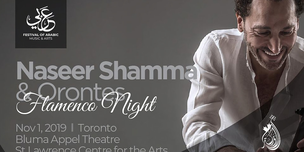 Naseer Shamma & Orontes in Toronto, Canada