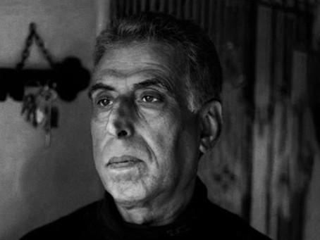 نصير شمه يستذكر لنخيل عراقي رحيل الشاعر سعدي يوسف