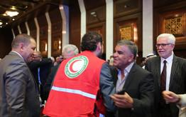 سفير النوايا الحسنة للهلال الأحمر العراقي