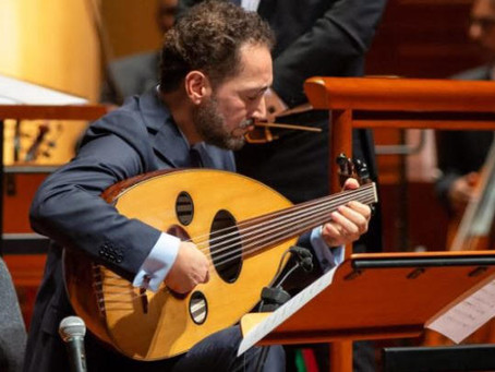 Naseer Shamma to perform on Luxembourg's Philharmonie Theater Jan. 17