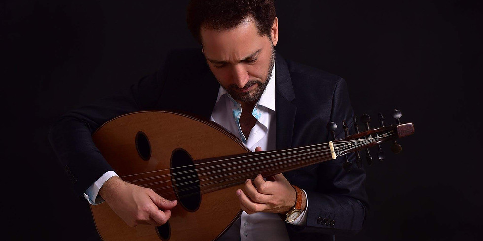 Naseer Shamma and the Orchestra of the Arab Oud House