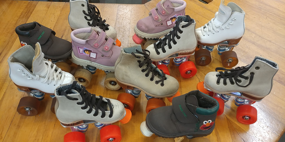 Halloween Skating Party