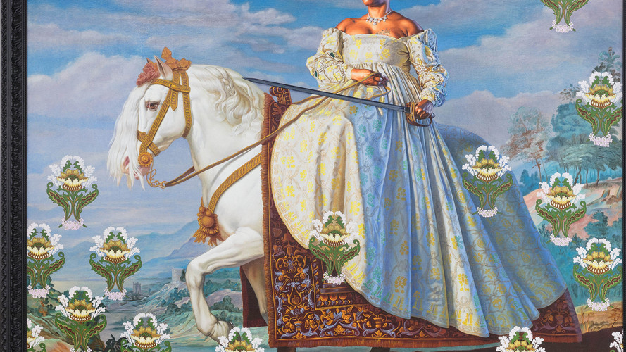 KW-PA-16-022_Equestrian Portrait of Isab