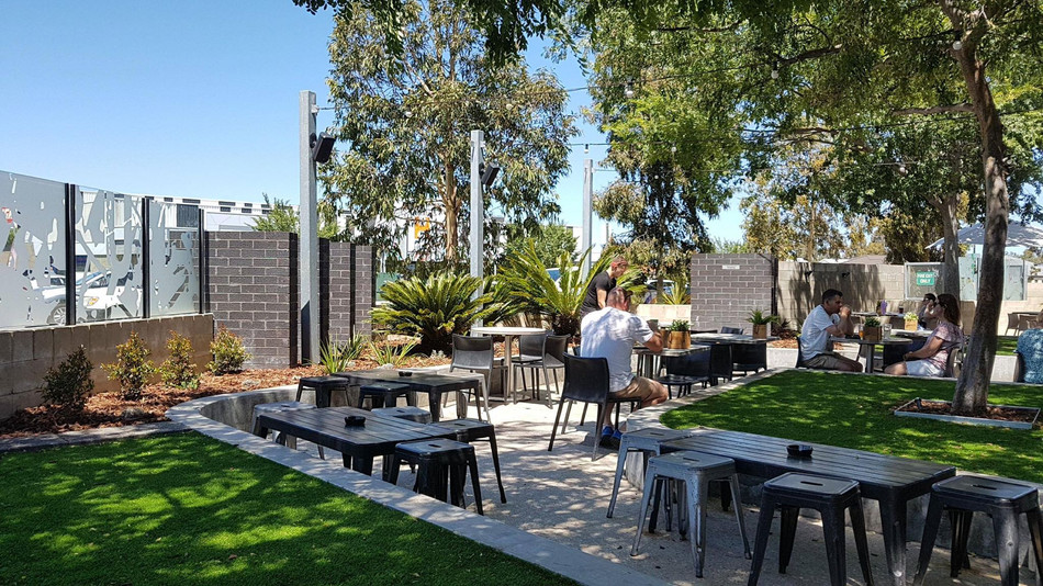 The Quarie Bar and Brasserie