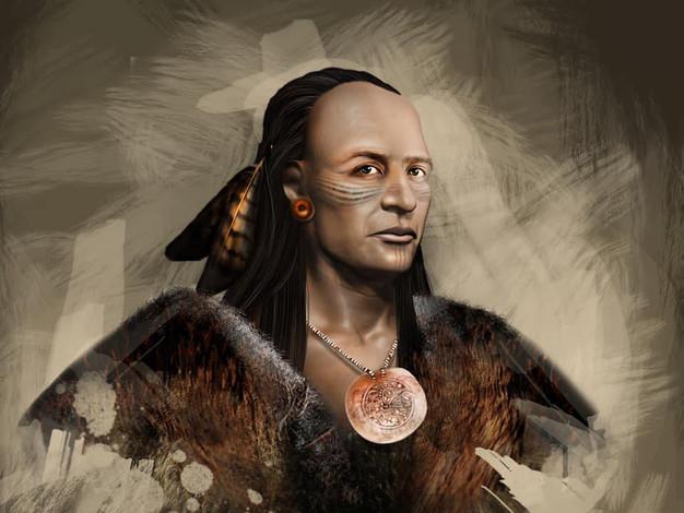 Chief MaKoKoMo Miami Tribe