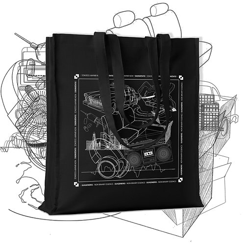 Suigeneris Non Binary Essence TOTE BAG