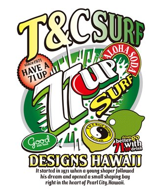 Town & Country Surf Designs