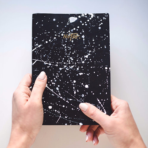 Splatter Design Notebook