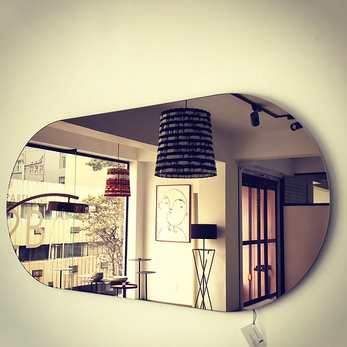 Awande Frameless Mirror