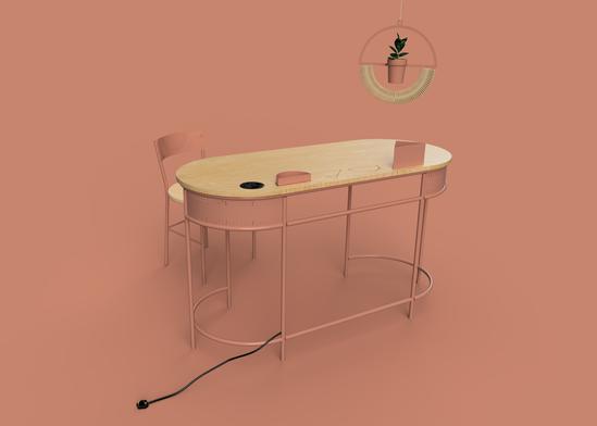 Gcina Desk Simple