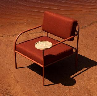 Akaya Lounge Chair