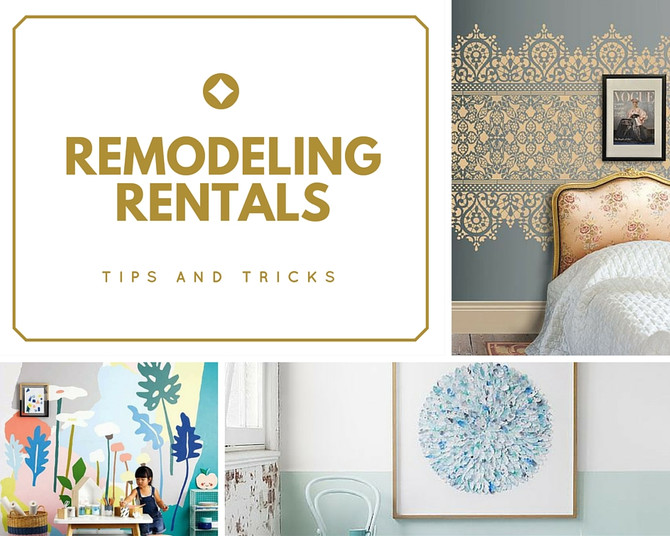 Rental Remodels