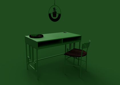 Wangari Desk