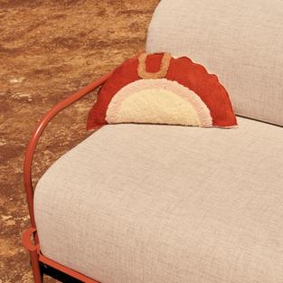 Pumzika couch & Musha scatter (lrg)