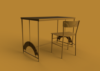 Chima Desk Simple
