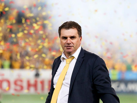 Join Ange Postecoglou at our next book launch!