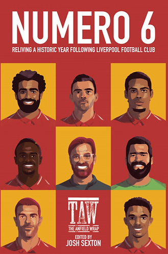 Numero 6 - Reliving a Historic Year Following Liverpool Football Club