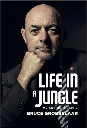 Life In A Jungle: the Autobiography of Bruce Grobbelaar