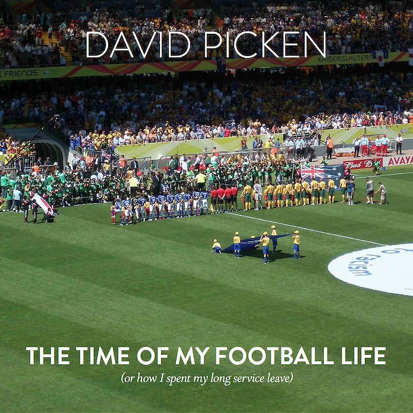 Launch of 'The Time of My Football Life'