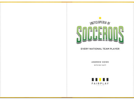 World Cup Edition of the Encyclopedia of Socceroos