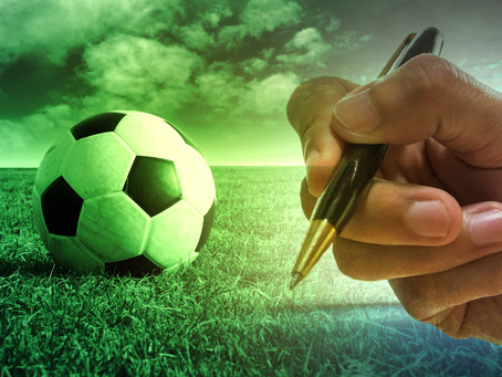 Opportunity knocks for young football writers
