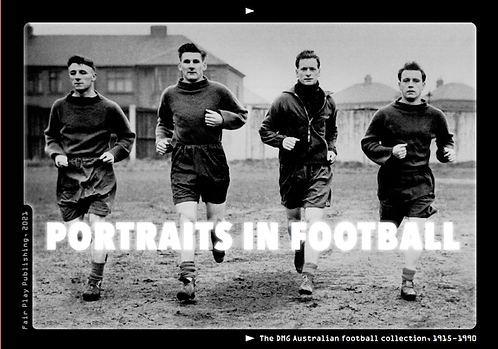 Portraits in Football - Souvenir Edition