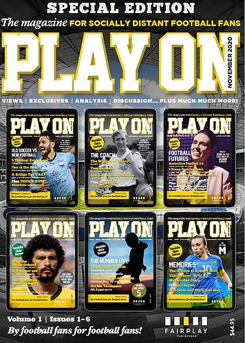 PLAY ON magazine