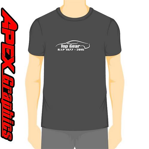 Top Gear RIP T-Shirt