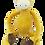 Thumbnail: MiYim Yogatale Organic Cotton Toy -Giraffe