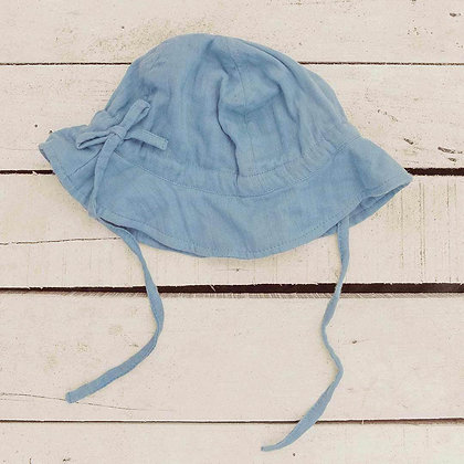 Oak Meadow Kids - Pale Blue Sun Hat