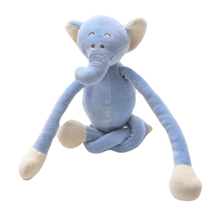MiYim Yogatale Organic Cotton Toy -Elephant