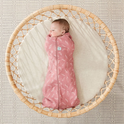 ergoPouch Cocoon Swaddle Bag (1.0 Tog) - Quill
