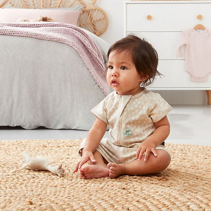 ergoPouch Layers Short Sleeve (0.2 Tog) - Fawn