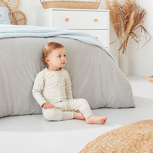 ergoPouch Layers Long Sleeve (0.2 Tog) - Fawn