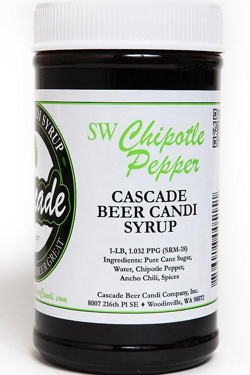 Southwest Chipotle Chili Candi Syrup