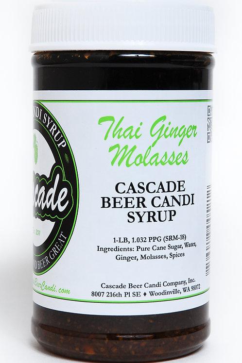 Thai Ginger Molasses Candi Syrup