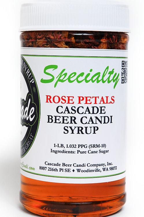 Rose Petals Candi Syrup