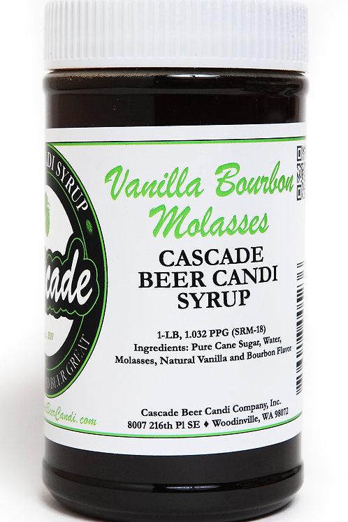 Vanilla Bourbon Molasses Candi Syrup