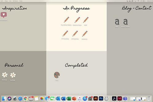 The Creative - Desktop Organizer