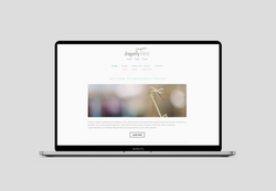 Customized Squarespace site for Dragonfly Thrive