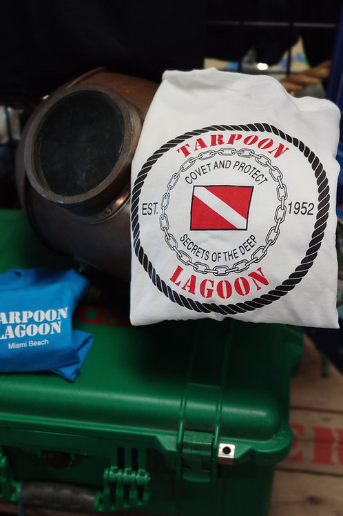 Tarpoon Lagoon Logo T-Shirt